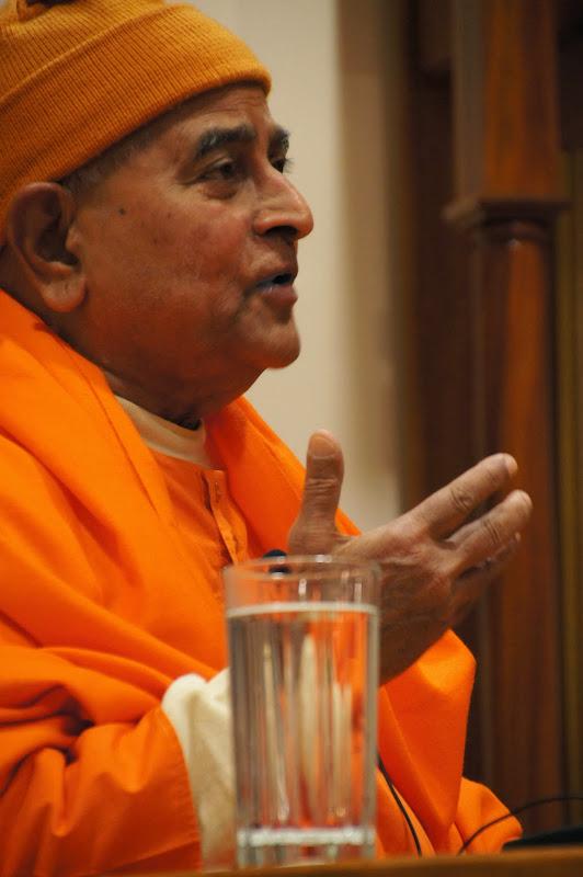 Swami Gautamanandaji