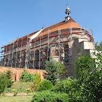 2010.07.14.-Wymiana dachu na kościele.JPG