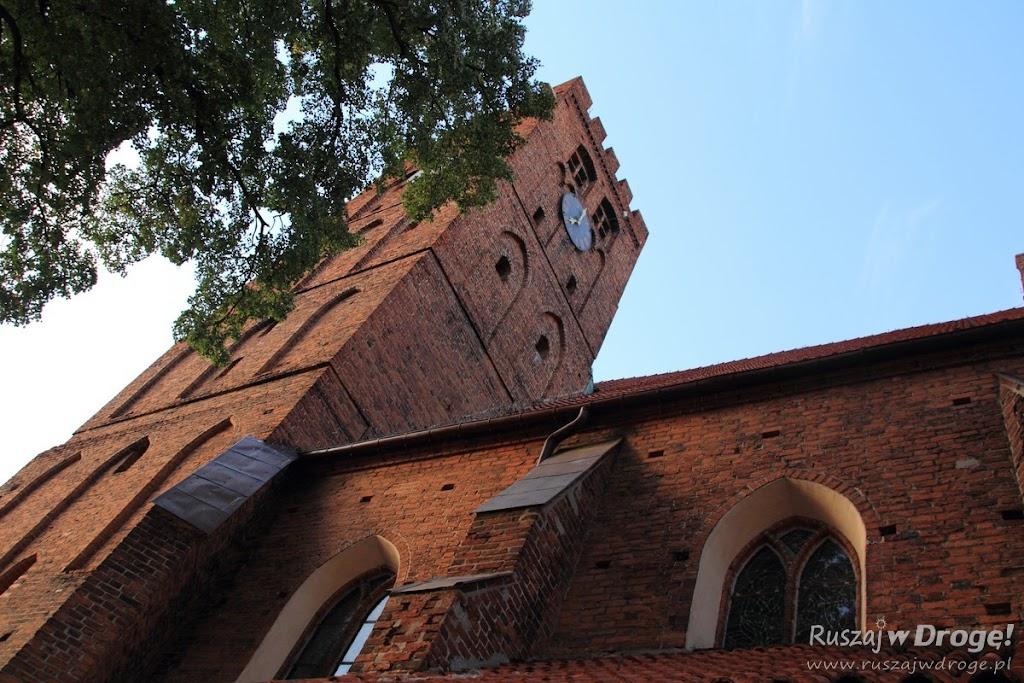 Kościół pw. Św. Mateusza w Nowem