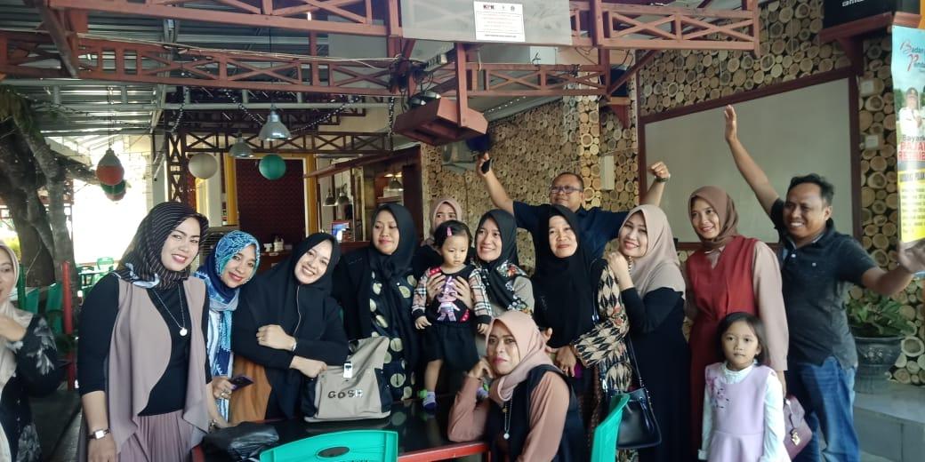 Lewat Arisan keluarga Ika 93 pererat Tali silaturahmi