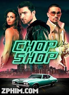 Trộm Siêu Xe - Chop Shop (2015) Poster