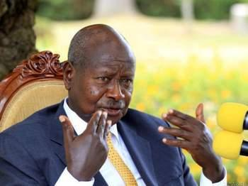 Lawmakers in Uganda agrees to remove age limit
