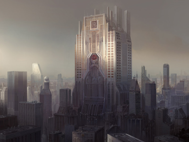 City Of New People, Fiction 1