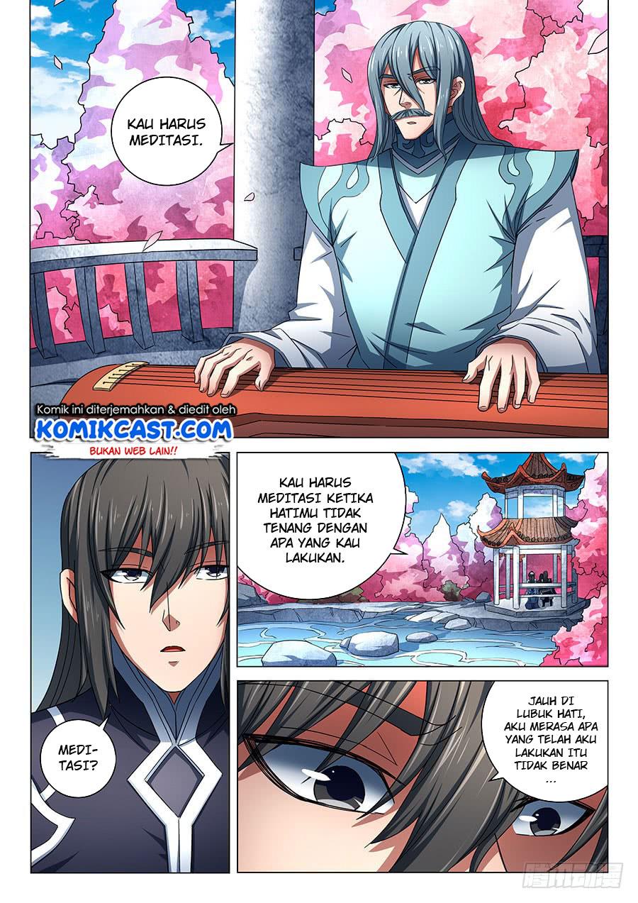 Komik God of Martial Arts Chapter 79.1 Gambar 8