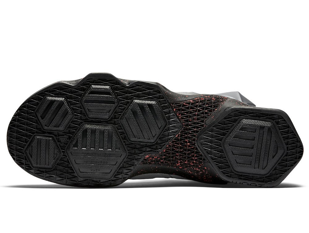 ... Official Look at Nike LeBron 13 Rubber City ...