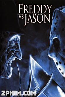 Cuộc Chiến Ác Nhân - Freddy vs. Jason (2003) Poster