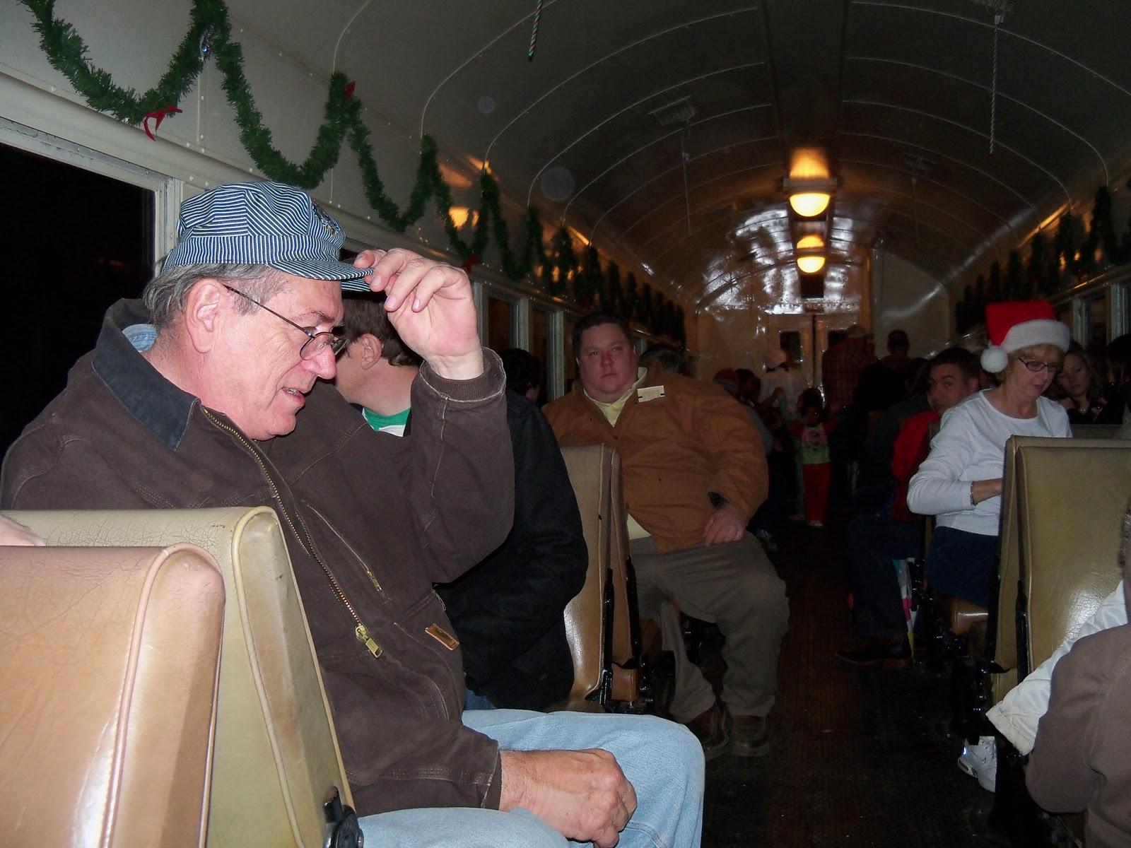 Polar Express Christmas Train 2010 - 100_6341.JPG