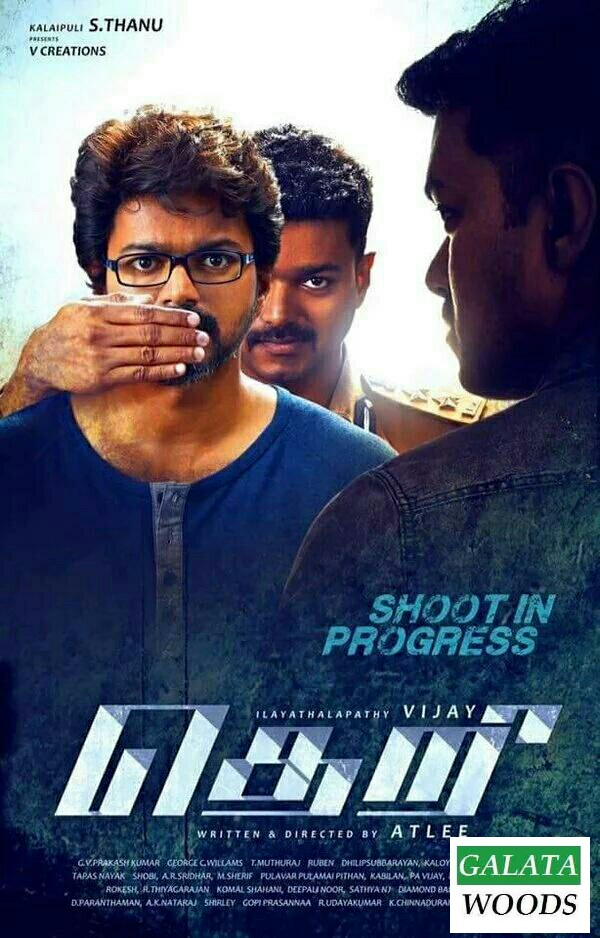 Theri Full Movie Download Hindi Dual Audio HDRip 480p 450MB