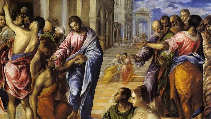 Ngón tay Thiên Chúa (08.10.2021  – Thứ Sáu Tuần 27 Thường niên)