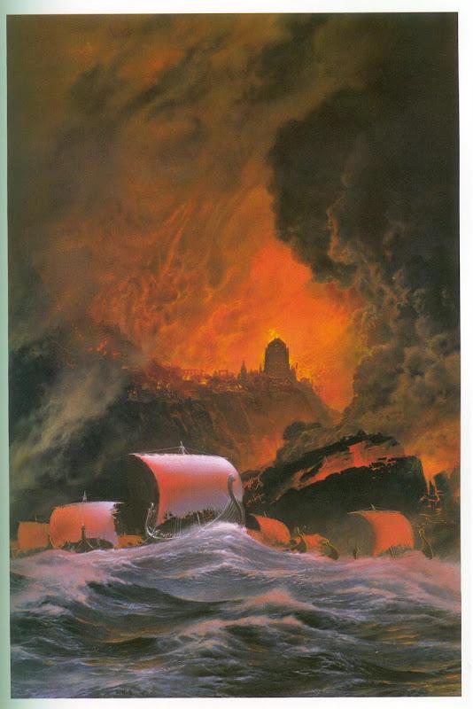 Sil Ships, Fantasy Scenes 1