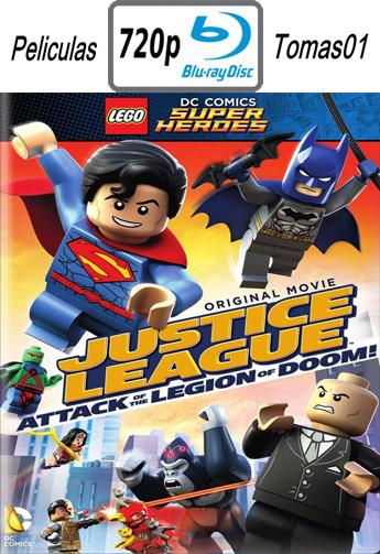 LEGO: Liga de la Justicia, Ataque a la Legión del Mal (2015) (BRRip) BDRip m720p