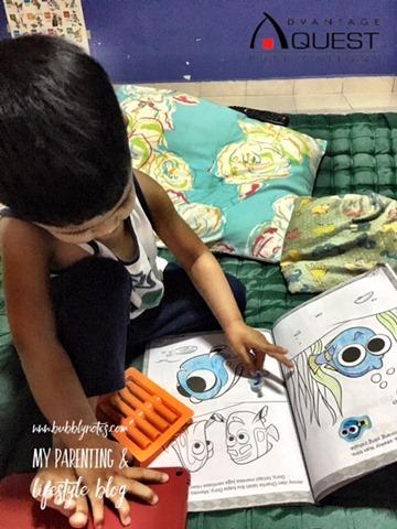 Terima Advantage  Quest Kerana Bantu Mahirkan Bahasa Melayu Firash 9