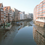 8. Hamburg Canals - 2. Low tide.