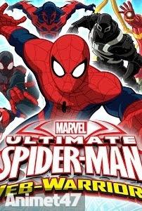 Ultimate Spiderman Season 3 - Siêu Nhện Phi Thường: Phần 3 2013 Poster