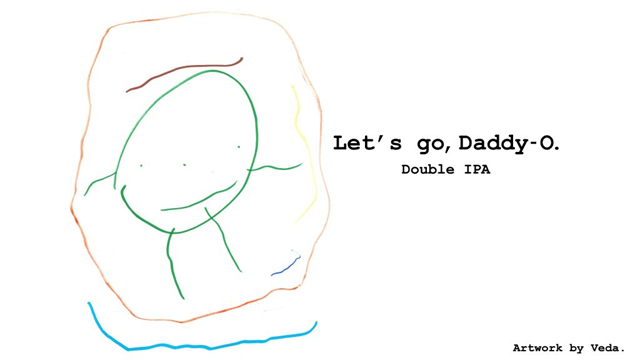 Modist Brewing Releasing Let's go, Daddy-O