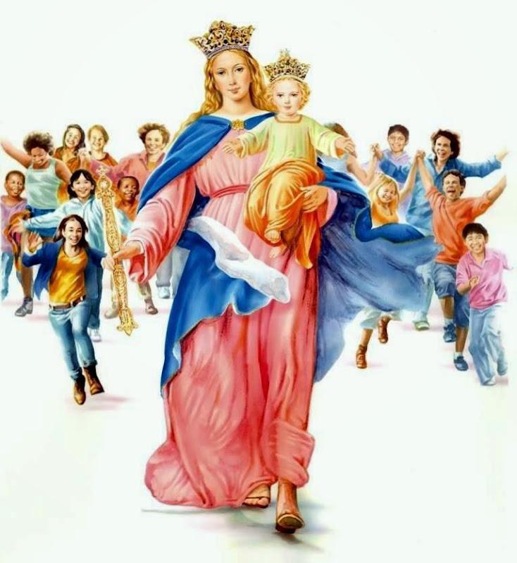 Phụng Vụ Lễ Mẹ Phù Hộ