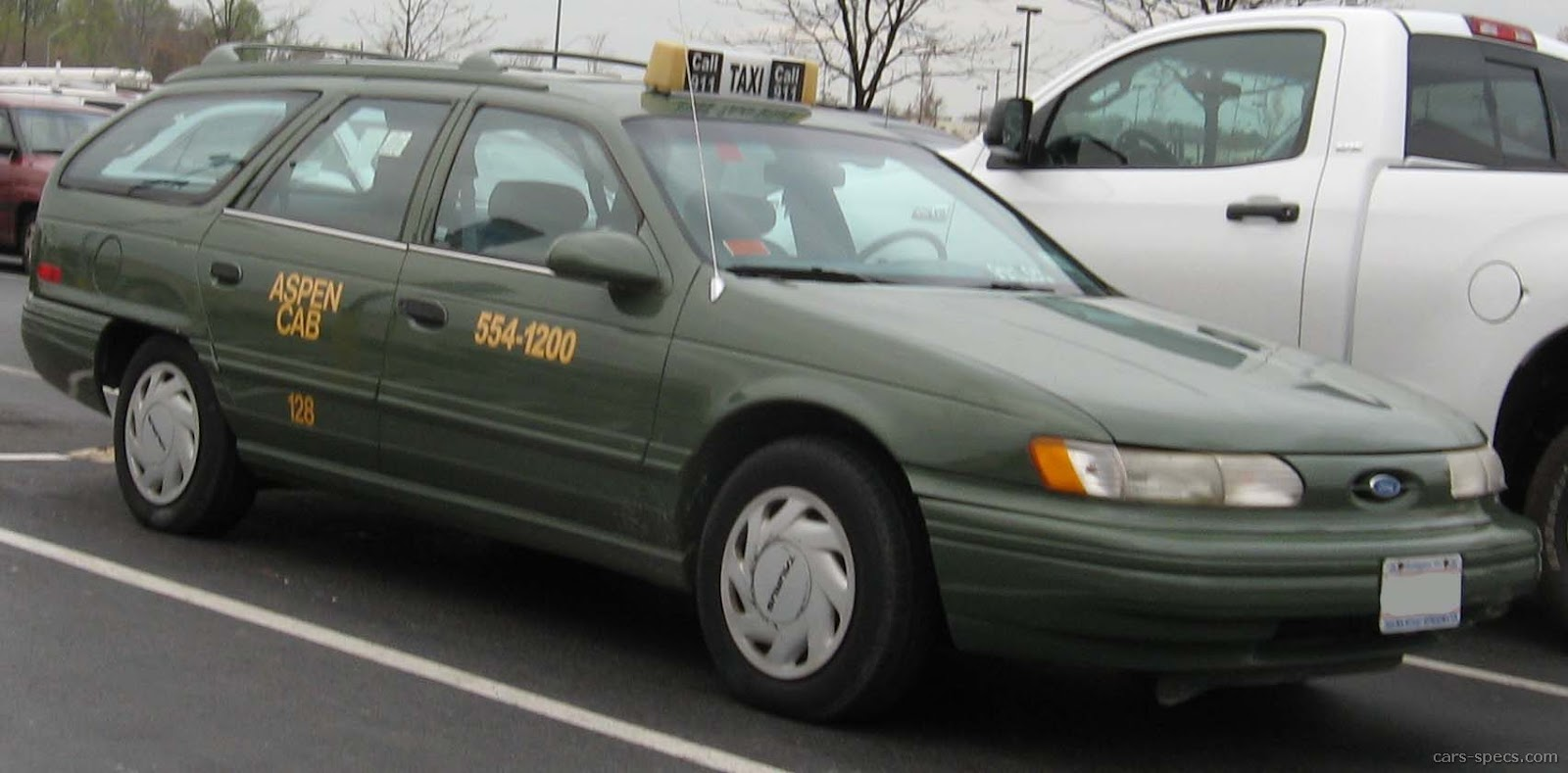 1995 ford taurus mpg