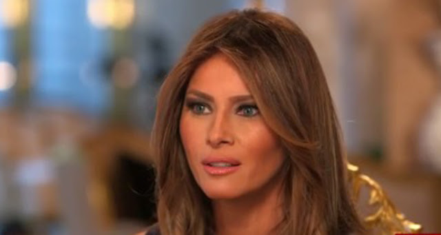 Democrats file complaint against Trump campaign over Melania's speech
