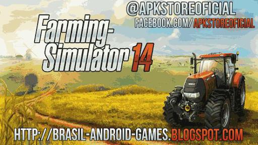 Farming Simulator 14 imagem do Jogo
