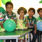 Green Day Celebration (Jr.KG) 7-8-14