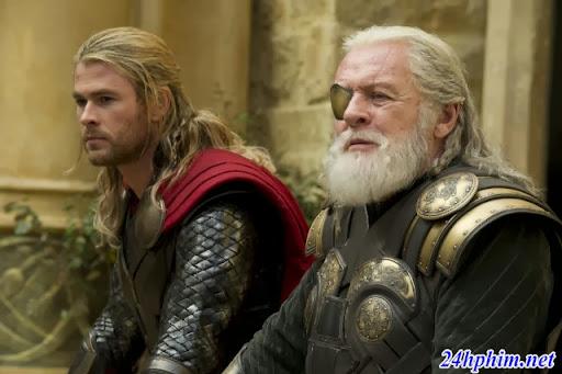 24hphim.net thor 2 the gioi bong toi thor the dark world Thor   Thần Sấm Phần 1