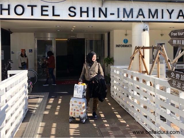 penginapan di Osaka, bercuti di osaka, bercuti ke osaka, osaka, hotel osaka