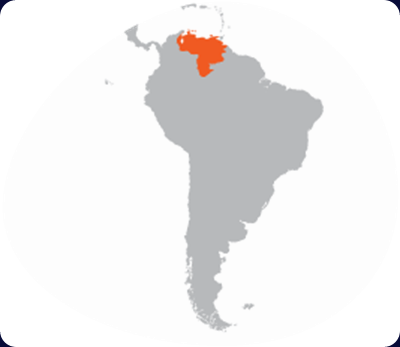 venezuela-country-map
