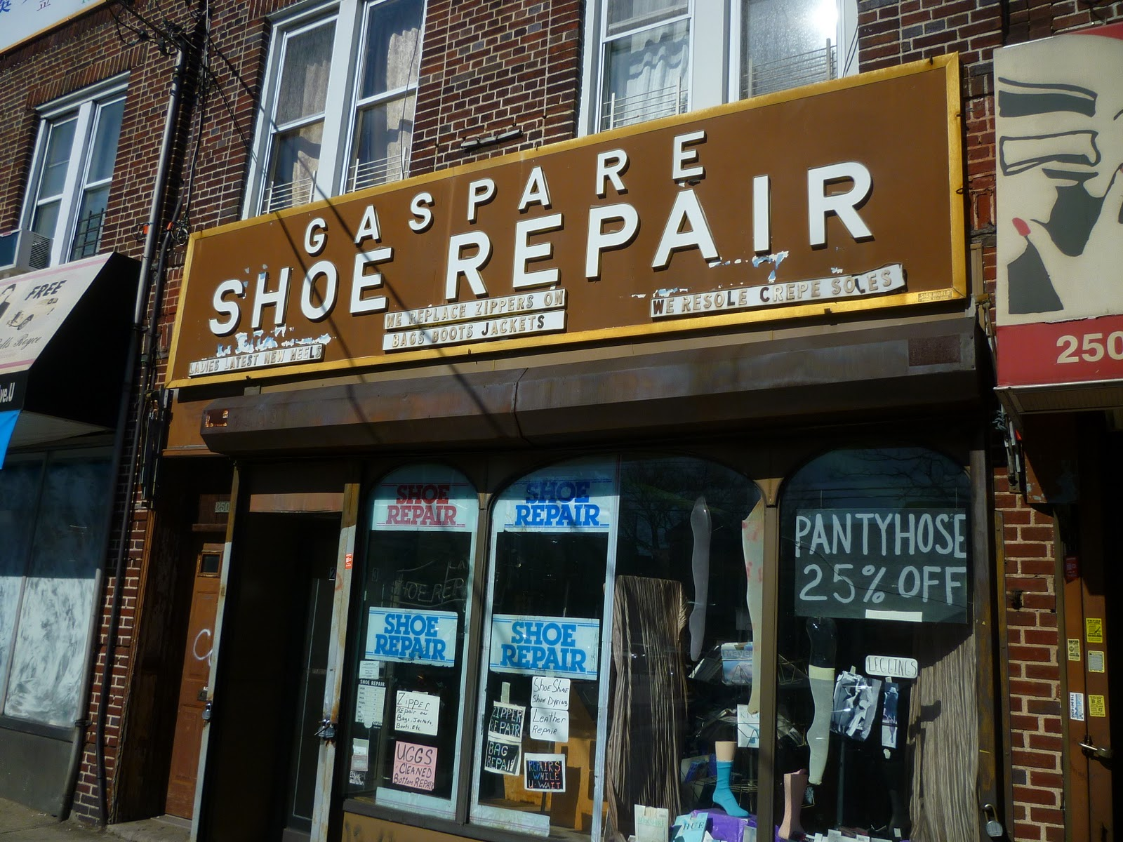 Shoe Repair Soho Nyc
