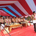Gelar HUT Ke 57, Kwarcab Pramuka Bone Galang Dana Peduli Lombok.