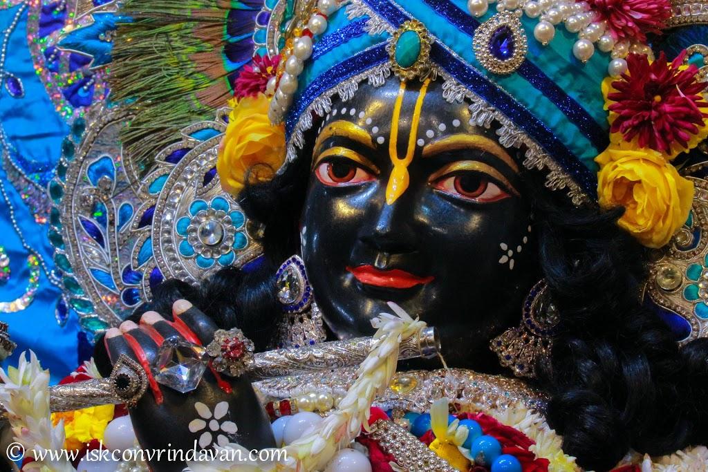 ISKCON Vrindavan Deity Darshan 10 Jan 2017 (21)