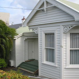 A Devonport Villa repaint