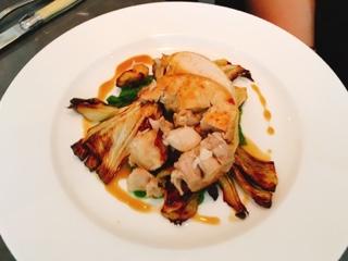 Chabrol Toronto: chicken