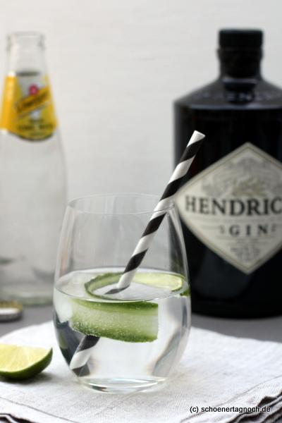 Ein Herz für Gin and Tonic! Und Pinterest.
