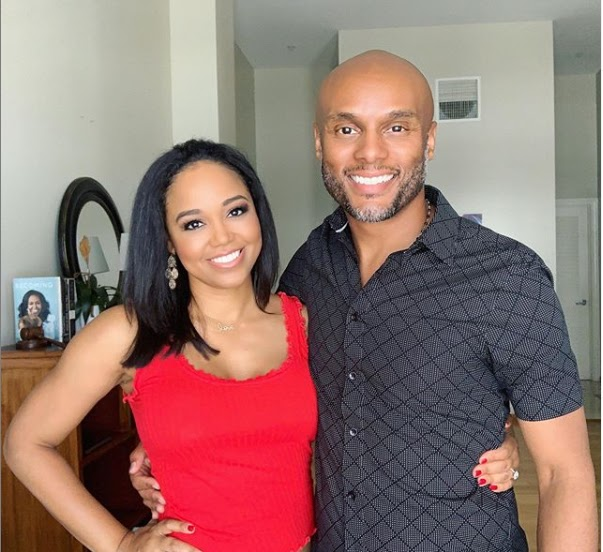 AMERICAN SINGER, KENNY LATTIMORE, 49, JUDGE FAITH JENKINS, 42, ARE ENGAGED, U.S nominated Grammy award winner, sd news blog, entertainment news, music, Abuja news blog, ukachi Cynthia ezinne's blog, entertainment