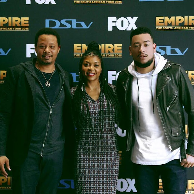 Southern African Rap star AKA might be the latest musical act to join Fox's Empire