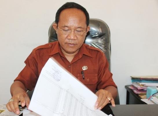 Berita foto video sinar ngawi terbaru: Tak kunjung didroping blangko, Disdukcapil Ngawi terpaksa ganti dengan blangko E-KTP sementara