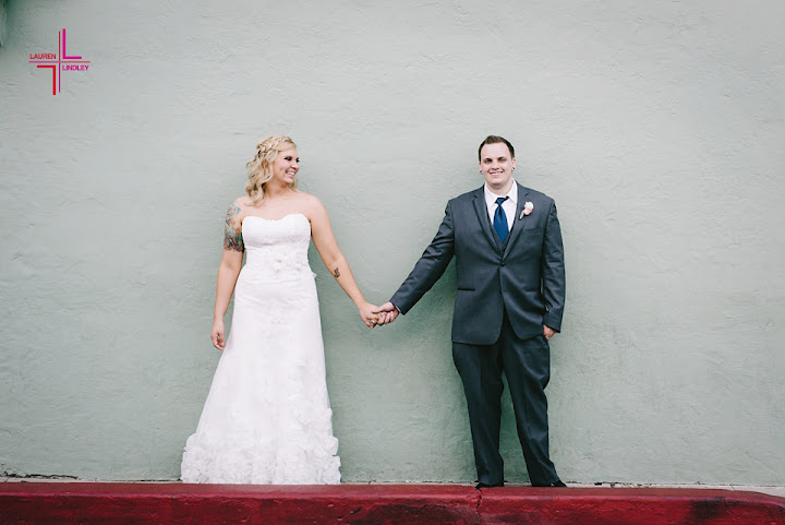 Nevada City Wedding Portraits