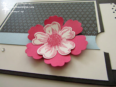 stampin up, flower shop, mixed bunch, festival der vielfalt, festival of prints