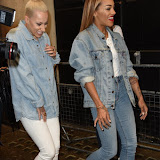 OIC - ENTSIMAGES.COM - Stooshe - Alexandra Buggs, Karis Anderson and Courtney Rumbold at the  Jeans for Genes Day 2015 - launch party in London 2nd September 2015 Photo Mobis Photos/OIC 0203 174 1069