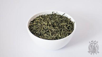 Чай Сенча органічна (Asamushi)