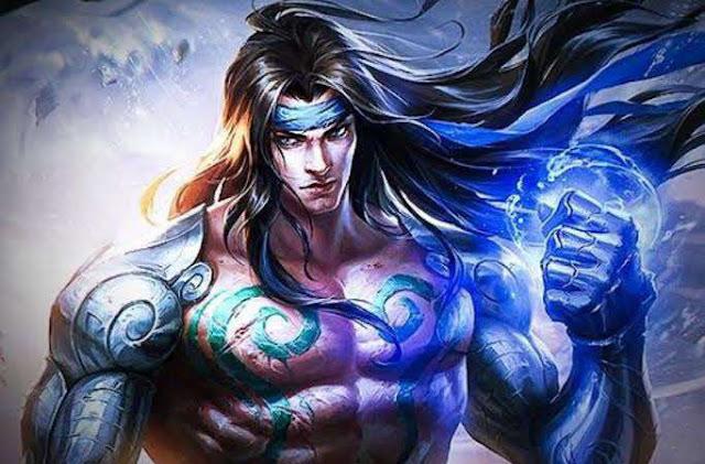 Hero Badang Mobile Legends