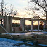 Building of new home in Waukesha, WI - P1030336.JPG