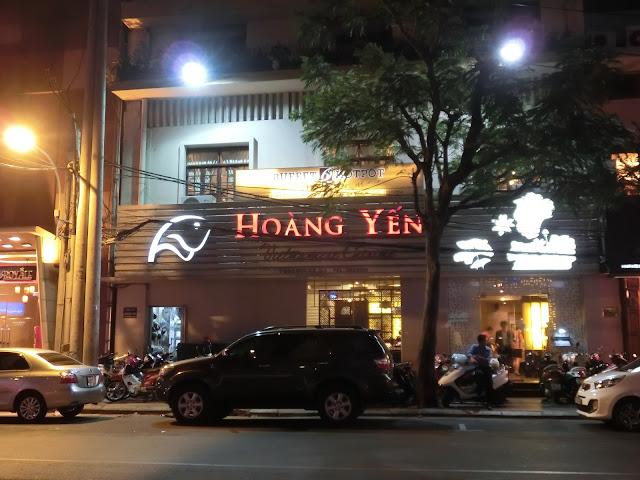 ベトナム旅行記⑩~全てがおいしかった!ホアンイエンそしてS.Hガーデンとの比較~
