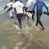 Recuperan cuerpo de un menor ahogado en aguas del atlántico