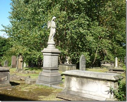 1 warstone lane cemetery