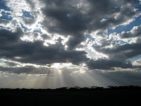 Big African skies - Serengeti
