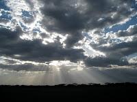 Big African skies - Serengeti