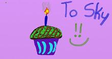 skyanns cupcake