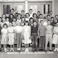 Marcus Whitman 6th grade 1955