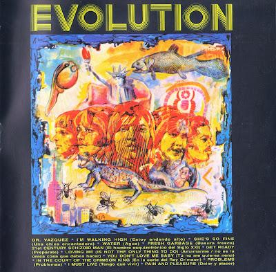 Evolution ~ 1970 ~ Evolution